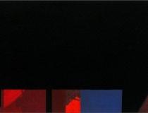 Sin título 2002. Mixta sobre papel 35 x 35 cm
