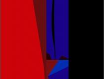 Sin título 2008. Acrílico sobre lienzo 50 x 50 cm