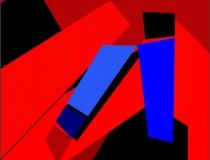 Sin título 2010. Acrílico sobre lienzo 50 x 50 cm