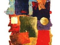 Sin título - 1988 - Acrílico Sobre Cartón - 75 x 54