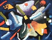 Flor - 1989 - Acrílico sobre lienzo - 130 x 97