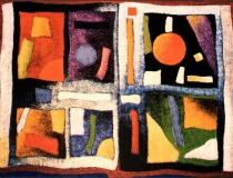 Libro Abierto - 1989 - Acrílico sobre lienzo - 130 x 97