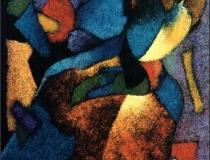 Niño - 1990 - Acrílico sobre lienzo - 73 x 60