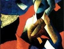 La Espera - 1990 - Acrílico sobre lienzo - 100 x 80