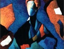 Galán - 1990 - Acrílico sobre lienzo - 130 x 97