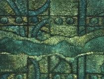 Sin título - 1993 - Mixta sobre lienzo - 73 x 60