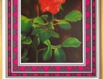 Tienda del Museo: Ofertas Rosa 2001. Mixta sobre papel 64 x 40 cm