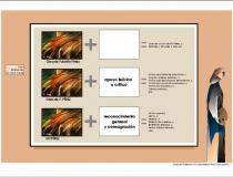 Sala: Reflexiones en torno al arte A toro pasado 1996. Obra gráfica original Estampa digital sobre papel de grabado 48 x 31 cm