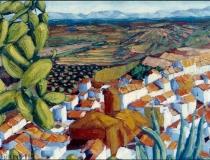 Vilches - 1986 - Óleo sobre lienzo