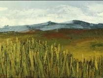 Campos - 1986 - Óleo sobre lienzo