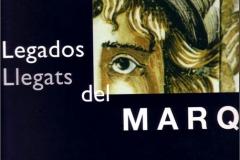 Catálogo de Exposición - Legados Llegats del Marq - Museo Arqueológico Provincial - Diputación Provincial de Alicante