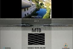 Proyecto para el Museo Textil de Bejar - Bohémia, S.L.